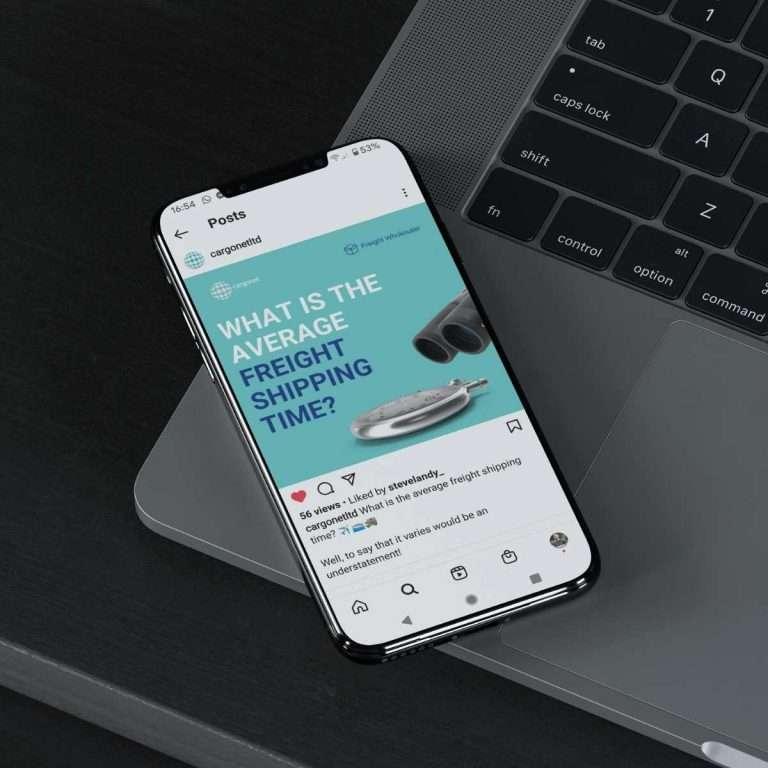 Cargonet Social Media